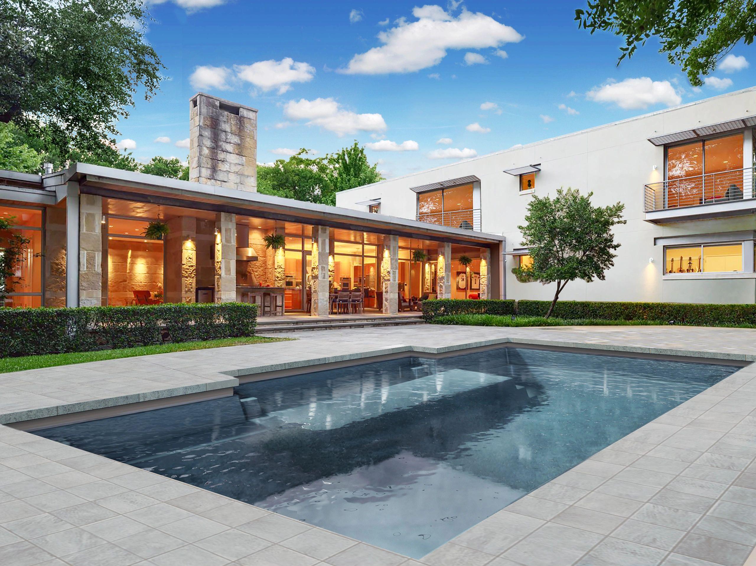 AVIVA Pools for Texas