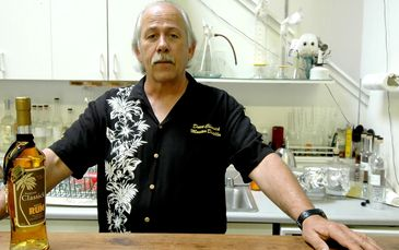 Master Distiller and Co-Owner of Essential Spirits Alambic Distilleries, Dave Classick Sr.