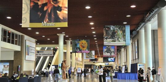 New Orleans Ernest N. Morial Convention Center Great Hall
