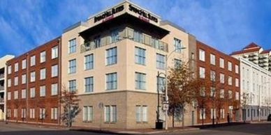 SpringHill Suites New Orleans Downtown Convention Center St. Joseph Street