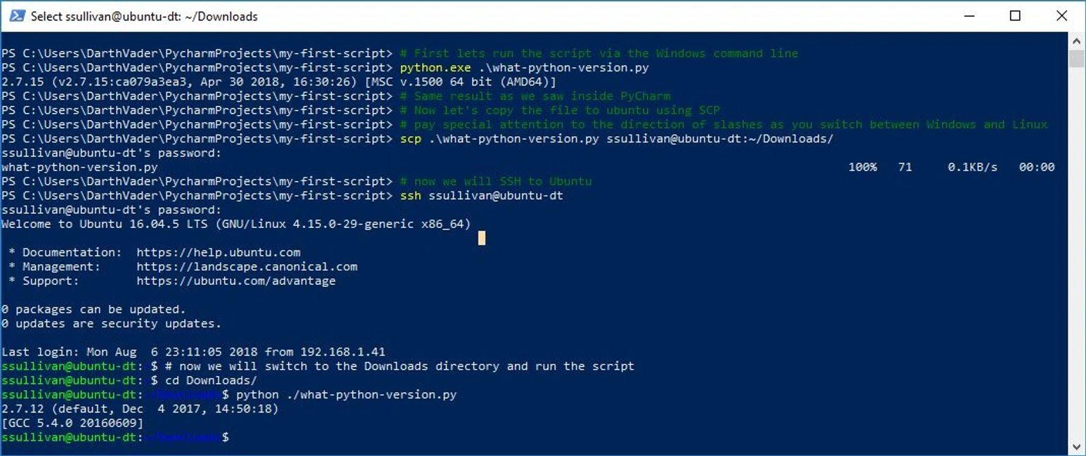 Python O365