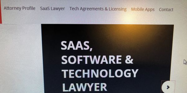 SaaS Attorney and Software Licensing Lawyer Andrew S Bosin LLC represents startups and vendors.