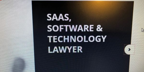 Tech Agreements Lawyer Andrew S Bosin LLC helps SaaS, software and mobile app startups.