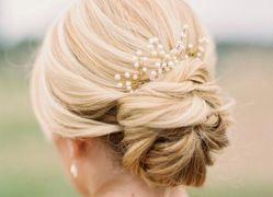 bridal services in salon, up-do, Grovetown, Ga