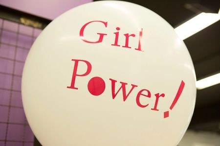 Heather's Gym in Libertyville would love to do an inspiring Girl Power event (with or without a fitness class) for your school, camp, sports team, etc. GP events are both fun and interactive!