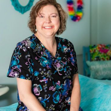 Lisa Green has been a massage therapist for over 25 years.