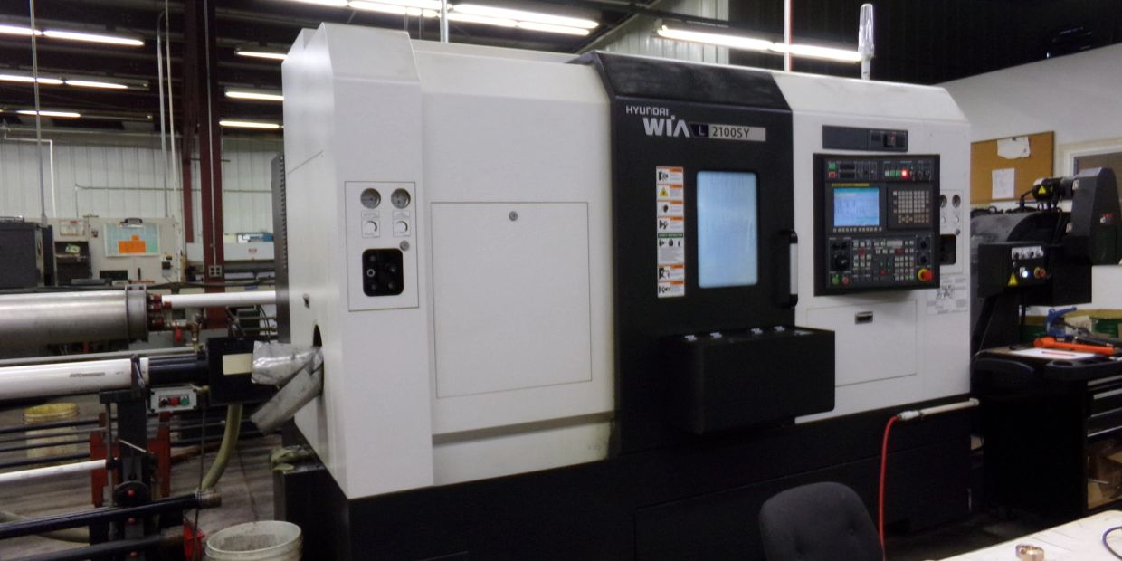 With our new state of the art 4 axis lathe we can provide superior parts to save time and money