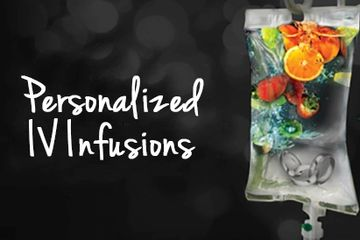 Customized infusions