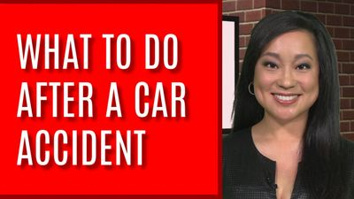 What to do after a car accident on That Expert Show