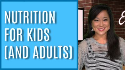 Nutrition for Kids on That Expert Show