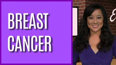 That Expert Show host Anna Canzano interviews a breast cancer expert with the Cleveland Clinic