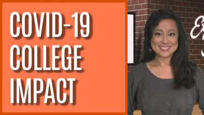 That Expert Show host Anna Canzano on COVID-19 college impact with College Coach's Ian Fisher