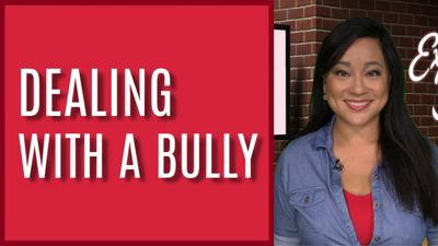 That Expert Show host Anna Canzano interviews Dr. Deborah Hardy about Dealing with a Bully