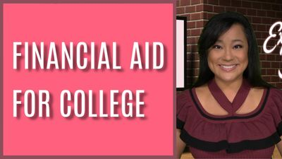 That Expert Show host Anna Canzano interviews College Coach about Financial Aid for College