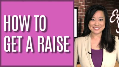 How to Get a Raise is discussed on That Expert Show with Anna Canzano