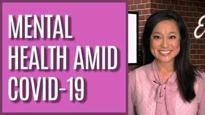 That Expert Show host Anna Canzano interviews Dr. Erik Vanderlip of ZOOM+Care about mental health