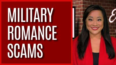 That Expert Show host Anna Canzano interviews Nikki Selby about military romance scams