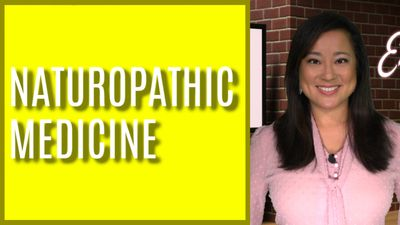 Naturopathic medicine on That Expert Show with Anna Canzano