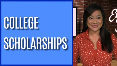 That Expert Show host Anna Canzano interview with College Coach on scholarships