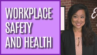 That Expert Show host Anna Canzano talks about workplace safety and health amid the COVID19 pandemic