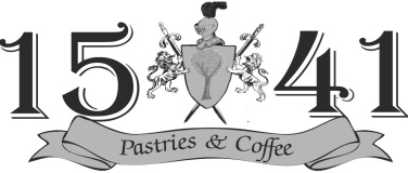 1541 PASTRIES AND COFFEE