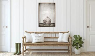 Americana Photography, Large scale artwork, farmhouse style, Barns
