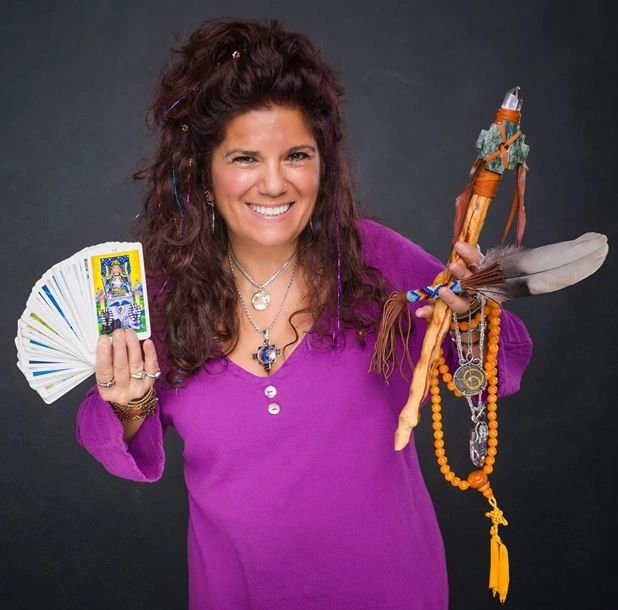 Ambika Astrologer Jedi Master Healer Scholar Meditation expert speaking coaching podcast Tarot coach