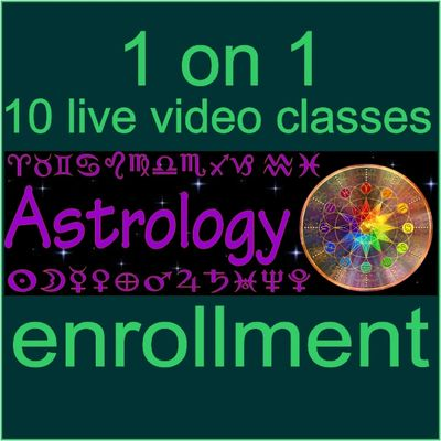Astrology class Learn Astrology Astrologer lessons classes private guidance astrologer expert guide