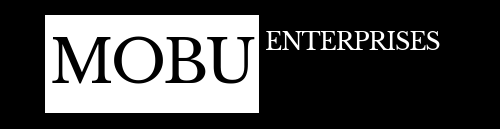 Welcome to Mobu Enterprises