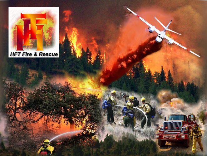 Wildland Fire Hydraulics Android and iOS Apple Phone App and Slide-Rule