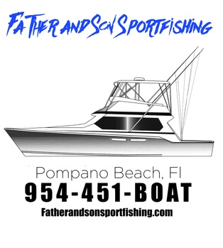 Father and Son Sportfishing
