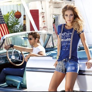 DiShe Jeans USA exclusive distributor of the contemporary luxury and style craftsmanship .