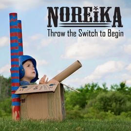 Throw the Switch to Begin EP cover by Noreika