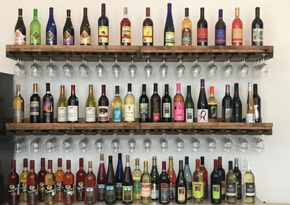 Nearly 70 different wines from over 20 native Iowa wineries. Heaven Boutique Winery.