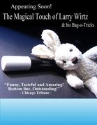 Larry Wirtz magic magician illusionist comedy comedian Indiana Christian Speaker fundraiser