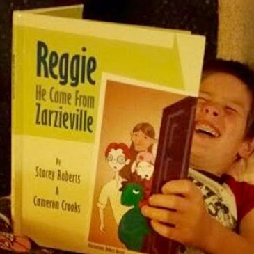 The Festival of Books - Reggie He Came From Zarzieville - By Cameron Crooks & Stacey Roberts