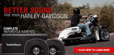Harley-Davidson audio systems Ohio | Streetglide speakers | Roadglide | Indian | Victory| Canton