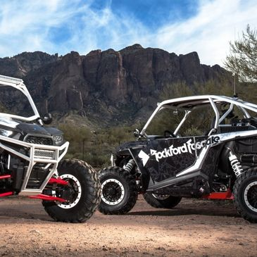 Rockford Fosgate Polaris RZR system Ohio - Cn Am Maverick Speakers Ohio - HONDA TALON CANTON OHIO