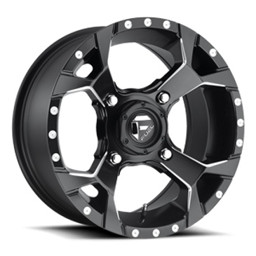 Fuel Polaris RZR custom rim and tire packages Canton, Ohio - Powersport Wheels and Tires for Sale OH