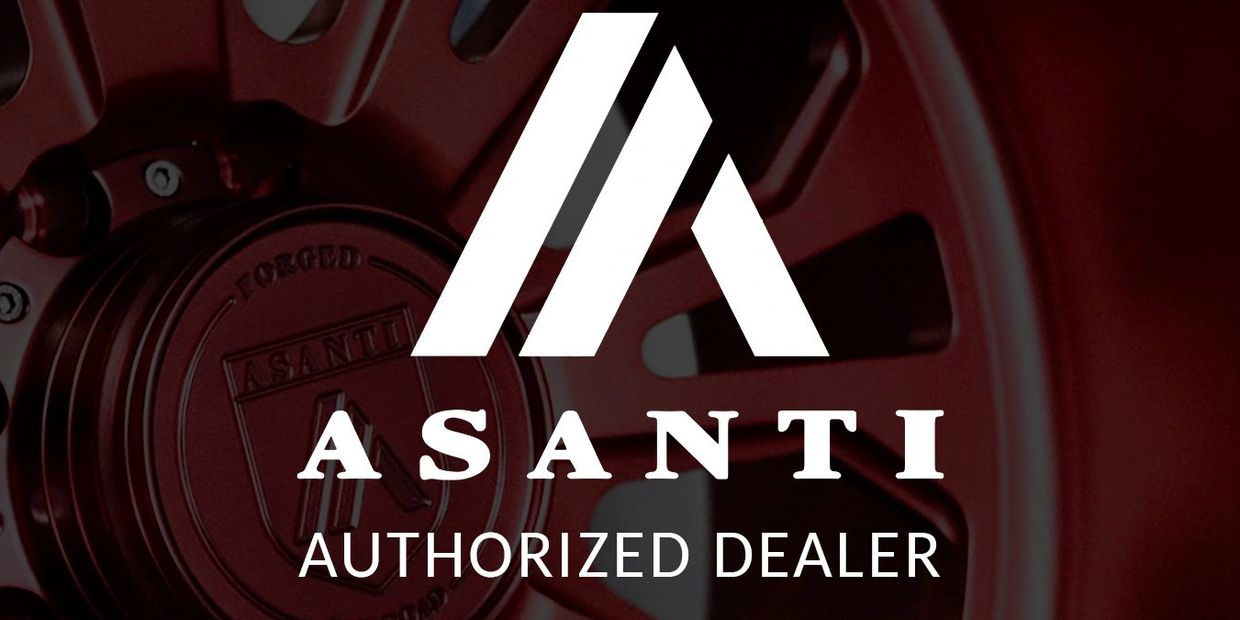 Asanti custom wheels for sale Canton, Ohio - New Philadelphia Rims Tires - Massillon Ohio Wheels