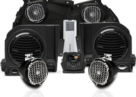 Can Am audio system Ohio - Canton Ohio side x side audio - Polaris RZR speakers for sale - Akron