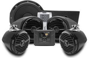 Rockford Fosgate Polaris Powersport Sise by Side Audio System - Can AM Stereo System Ohio