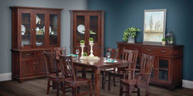 Arlington Collection from Brookside Wood Furniture, Amish Furniture, Dutch Craft Furnishings