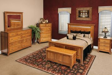 Arlington Classic Bedroom by Farmside Wood Furniture, Amish Wood Furniture