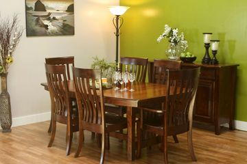 Berkley Dining Group, Artisan Furniture, Dutch Craft Furnishings,Dutch Craft Amish Furniture,Wood