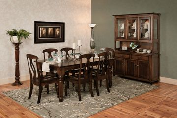 Berkshire Dining Group, Artisan Furniture, Dutch Craft Furnishings,Dutch Craft Amish Furniture,Wood