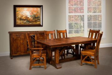 Bostonian Dining Group, Artisan Furniture, Dutch Craft Furnishings,Dutch Craft Amish Furniture,Wood