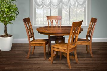 Carson Dining Group, Artisan Furniture, Dutch Craft Furnishings,Dutch Craft Amish Furniture,Wood