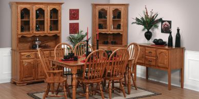 Country Dining Room,Brookside wood furniture,Amish furniture,Wood furn,dutch craft furnishings