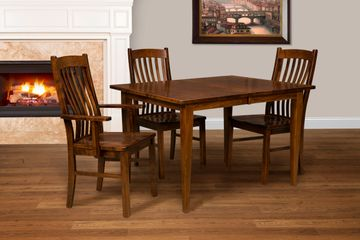 Deliah Dining Group, Artisan Furniture, Dutch Craft Furnishings,Dutch Craft Amish Furniture,Wood